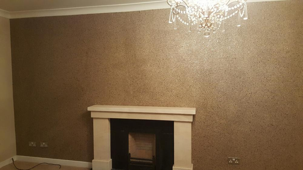 Wall Coverings / maintenance -